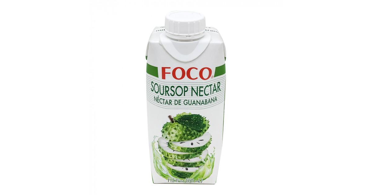 """Нектар гуабаны """"FOCO"""", 0,33 л."""