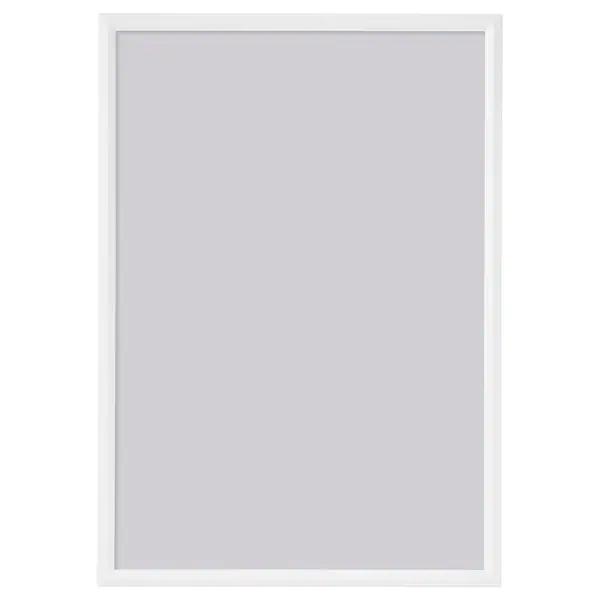 ЮЛЛЕВАД Рама, белый, 21x30 см