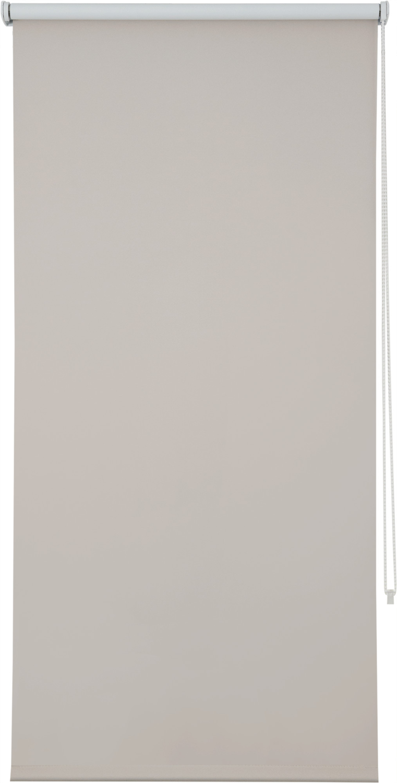 Штора рулонная Inspire блэкаут 50x160 см, цвет кремовый