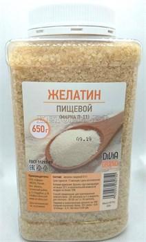 Желатин пищевой Дивиа, 650 г.