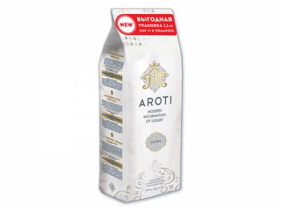 Кофе Aroti Extra зерновой натуральный жареный 1кг