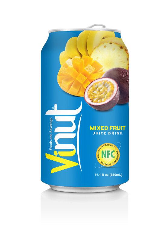 Сок Фруктовый микс Vinut, 330 мл