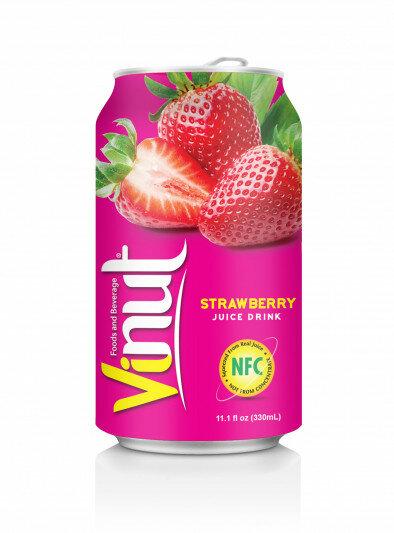 Сок Клубника Vinut, 330 мл