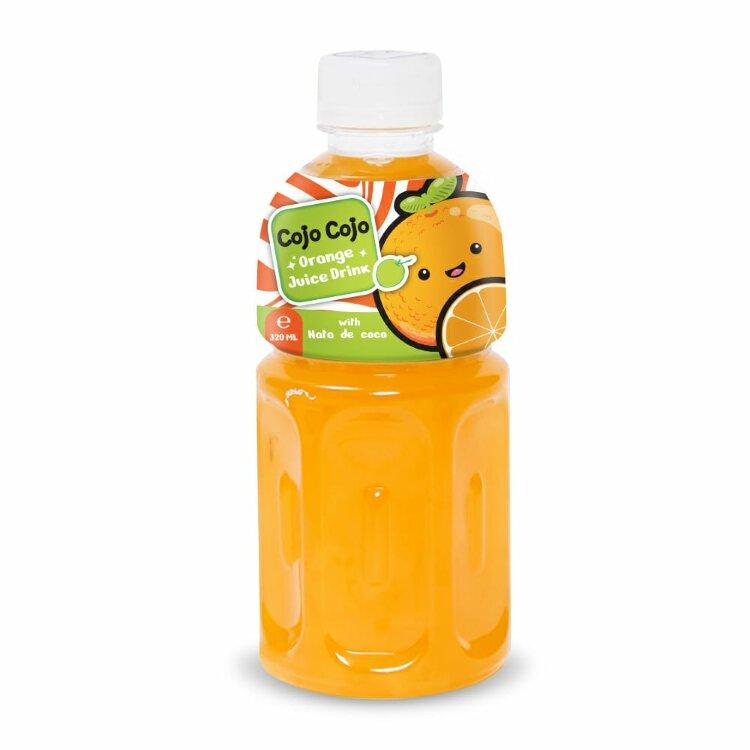 "Напиток с кокосовым желе ""Cojo Cojo"" Апельсин, 320 мл"