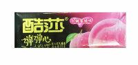 Жевательная конфета КУ-ША персик/виноград, 27 г