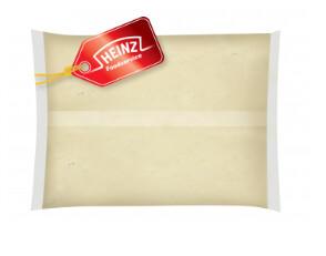 Соус HEINZ сырный Пармеджано, на основе растительных масел, эконом-упаковка, 1 кг.