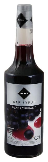 Сироп RIOBA Черная смородина, 0,7 л