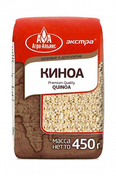 Киноа Агро-Альянс, 450 г.