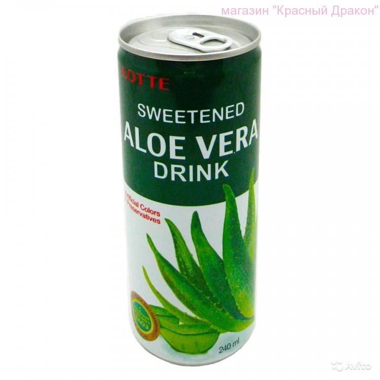 Напиток Алоэ Вера, 240 мл.
