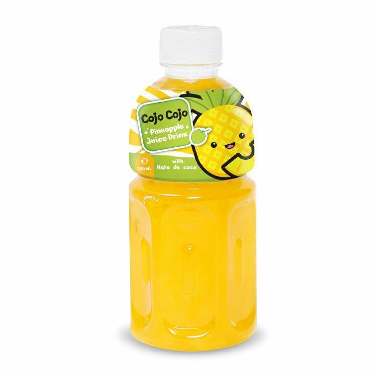 """Напиток с кокосовым желе """"Cojo Cojo"""" Ананас, 320 мл."""