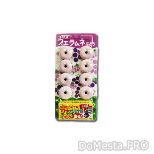 Конфеты-свистульки Японские со вкусом винограда, 22 г.