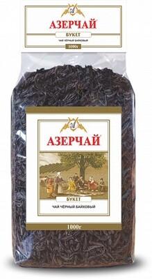 Чай черный АЗЕРЧАЙ лист байховый букет, 1000г