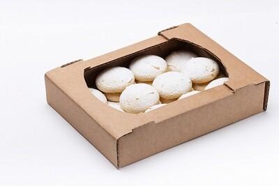 Печенье с твоворожной начинкой Лунная соната 600г, КФ Смена