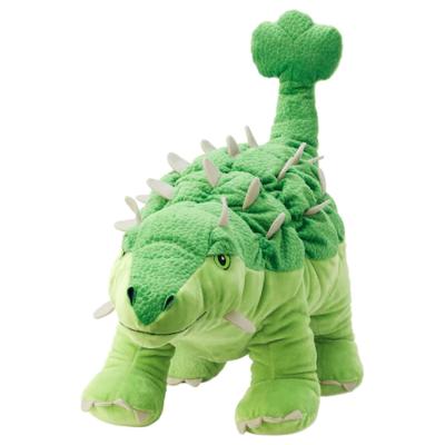 ЙЭТТЕЛИК Мягкая игрушка, динозавр, Анкилозавр 55 см