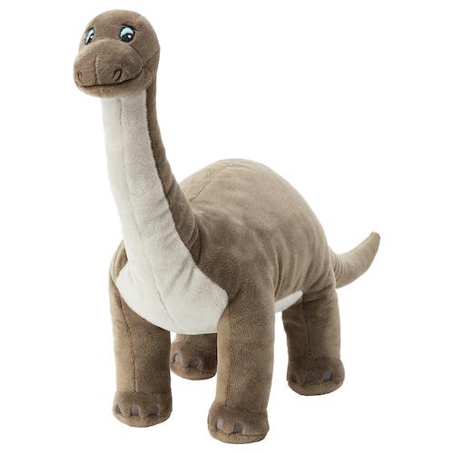 ЙЭТТЕЛИК Мягкая игрушка, динозавр, Бронтозавр 55 см