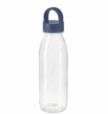 Бутылка для воды, ИКЕА/365+, синий 0.5 л