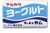 Жевательная резинка MARUKAWA Йогурт, 5,5 г