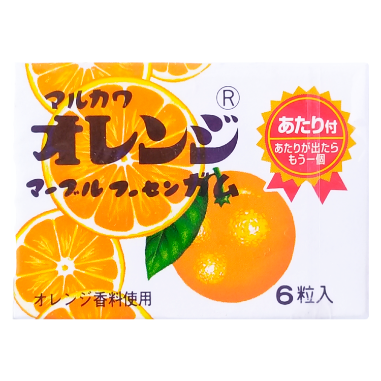 Жевательная резинка MARUKAWA асс., 9,5 г