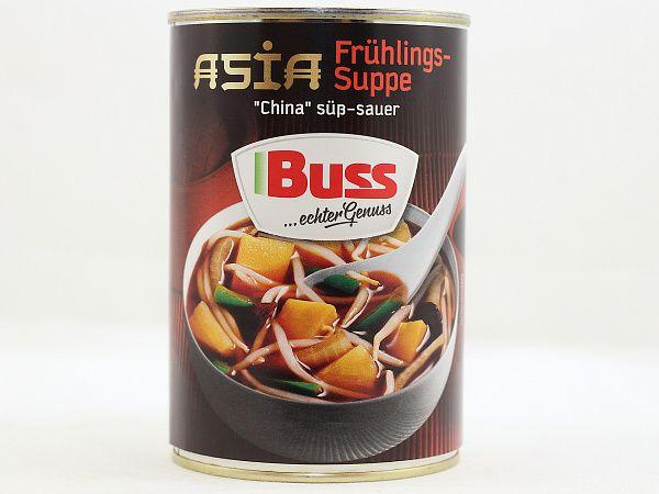 Суп BUSS китайский кисло-сладкий с азиатскими овощами 400 г