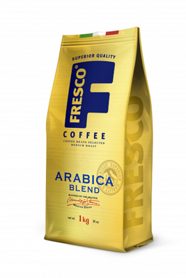 Кофе FRESCO Arabica Blend зерно 1000г