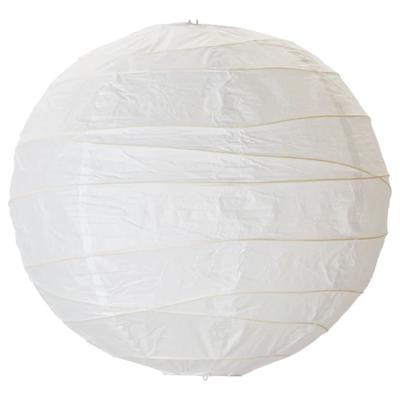 РЕГОЛИТ Абажур для подвесн светильника, белый 45 см