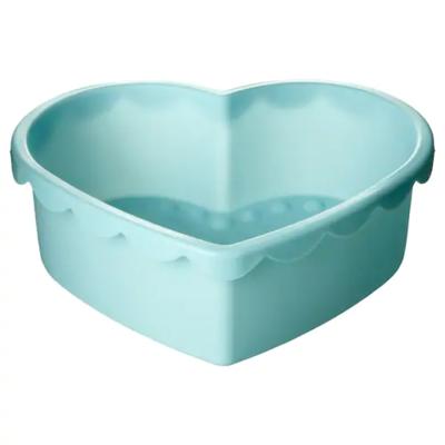 СОККЕРТАКА Форма для выпечки, в форме сердца голубой 1.5 л