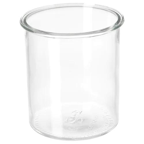 Банка, круглой формы/стекло 1.7 л