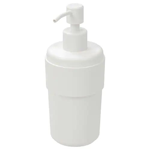 ЭНУДДЭН Дозатор для жидкого мыла, белый