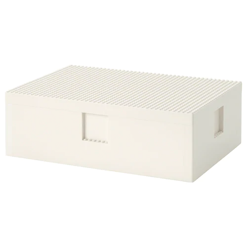 БЮГГЛЕК LEGO® контейнер с крышкой 35x26x12 см