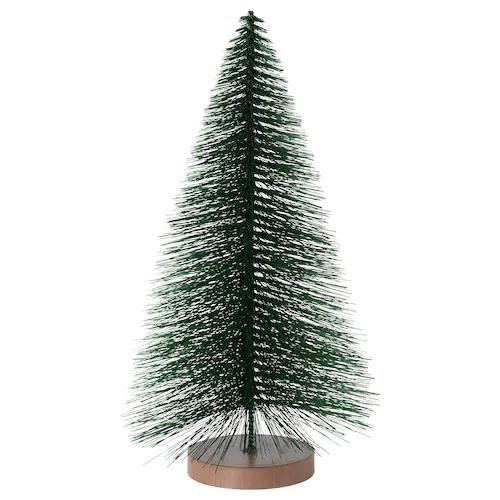ВИНТЕР 2020 Украшение, рождественская елка зеленый 25 см