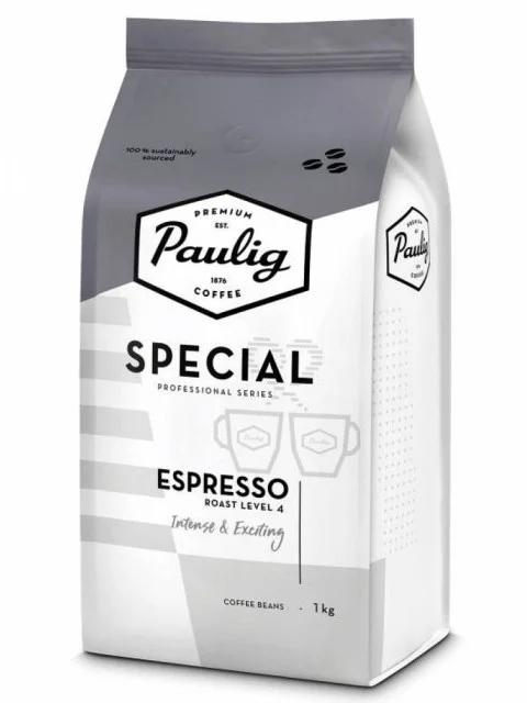 Кофе Paulig Special Espresso зерно 1кг