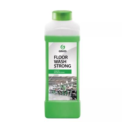 Средство (концентрат) для мытья полов Floor Wash Srong, Grass 1 л