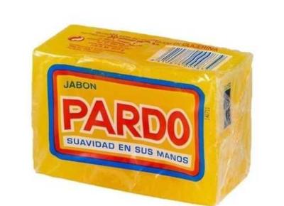 Мыло-пятновыводитель Pardo, Финляндия 3*300 г