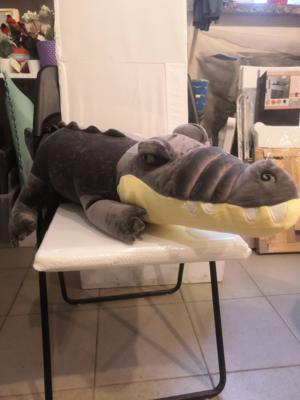 Мягкая игрушка, Крокодил  75 см