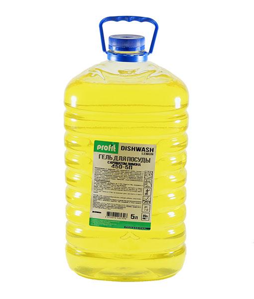 Моющее средство для мытья посуды PROFIT Dishwash, в асс, 5 л