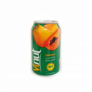 Сок папайя Vinut, 330 мл