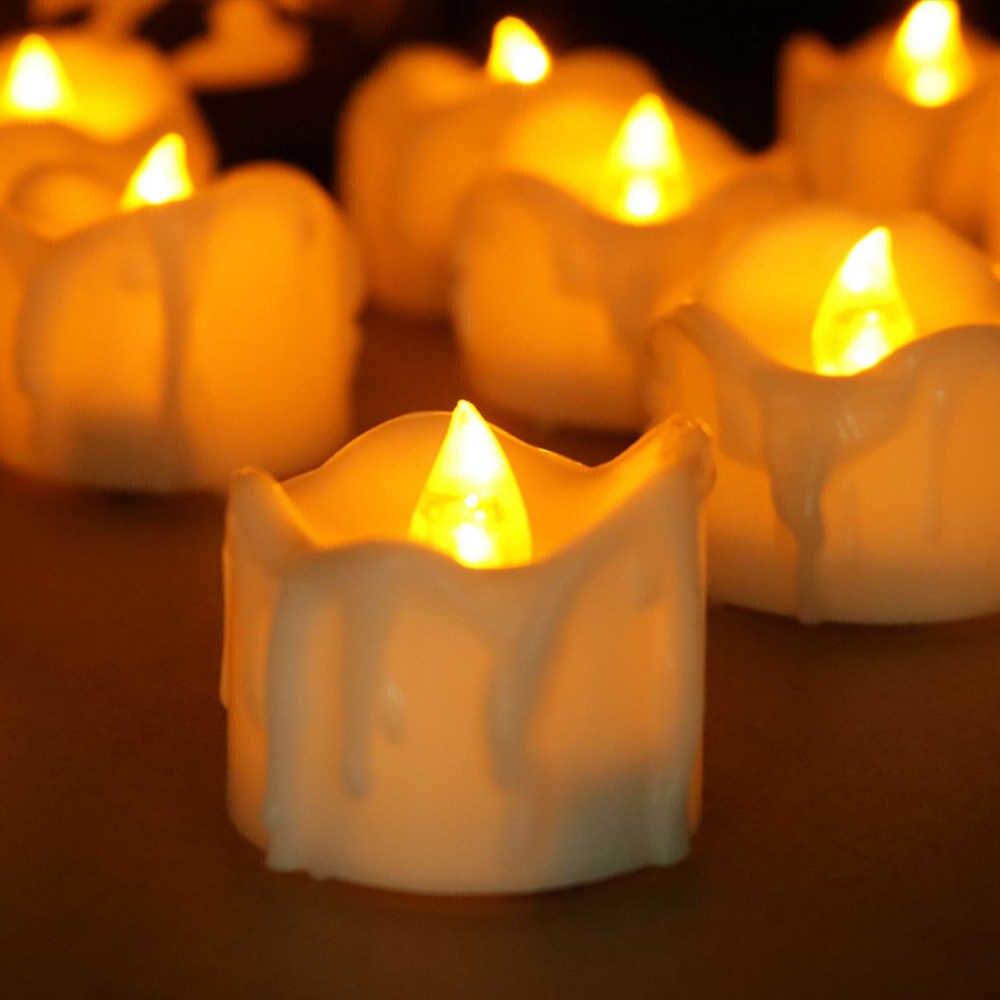 Свеча светодиодная маленькая