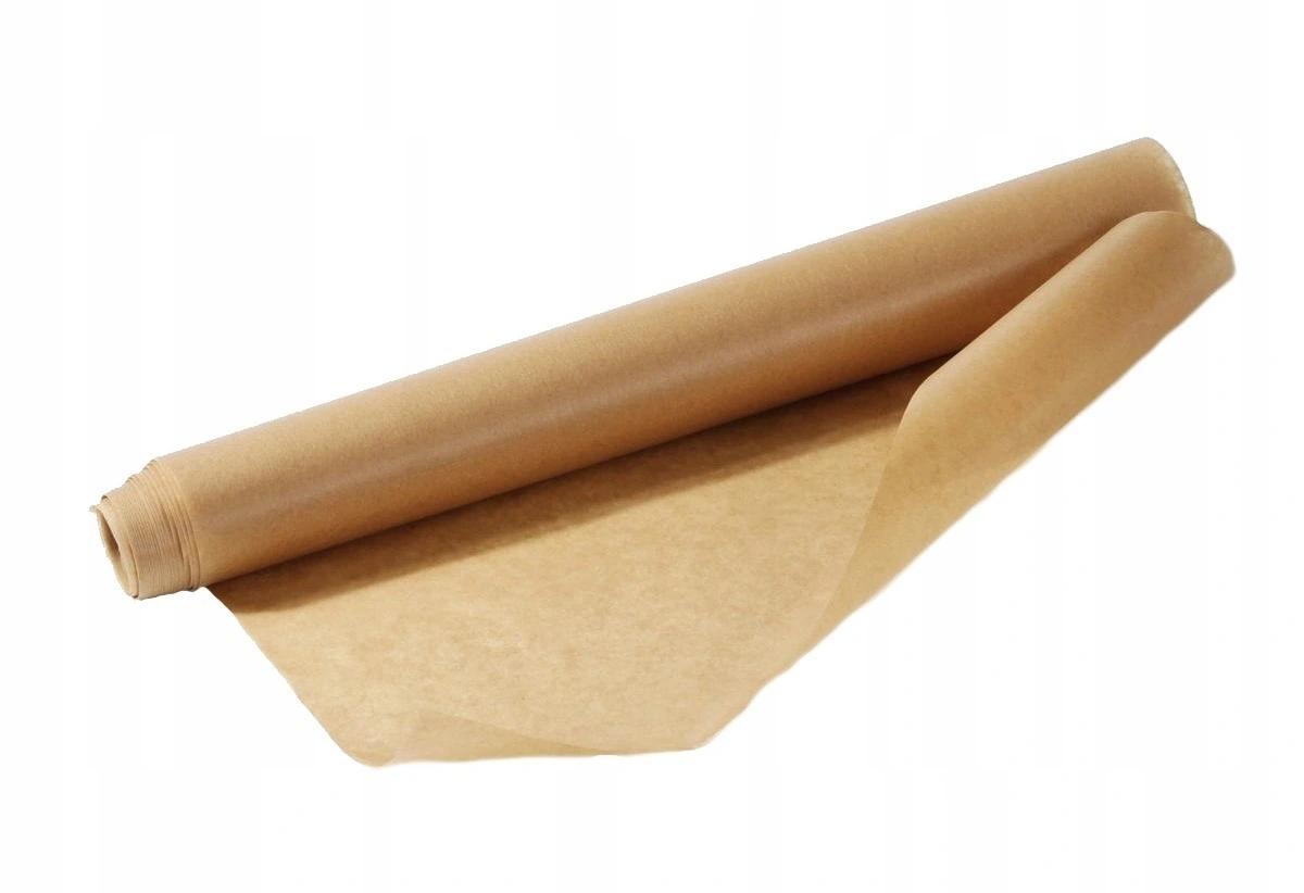 Бумага для выпечки силиконизированная 38 см*8 м