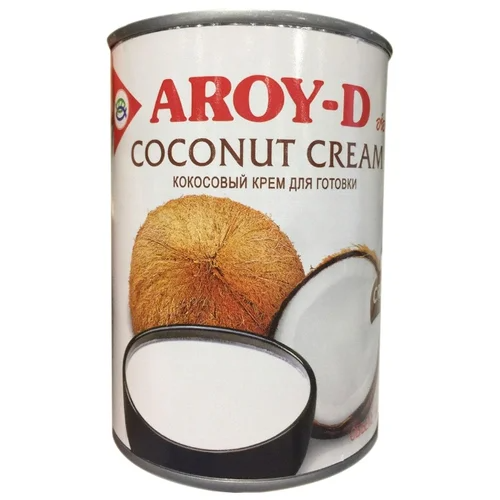 Крем кокосовый 85%, AROY-D, 560 мл