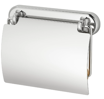 ВОКСНАН Держатель туалетной бумаги, под хром.