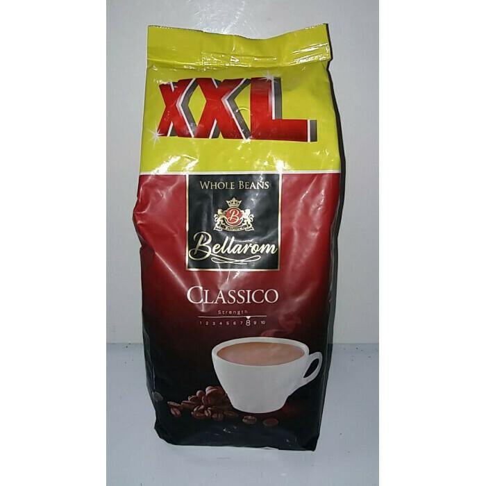 Кофе BELLAROM CLASSICO, зерно, 1,2 кг