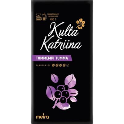 Кофе KULTA KATRUNA молотый, 450 г