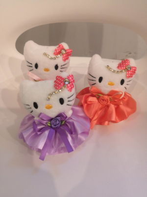 Мягкая игрушка, Hello Kitty 10 см