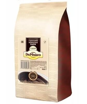 Шоколад горячий растворимый Dark, DeMarco 1 кг