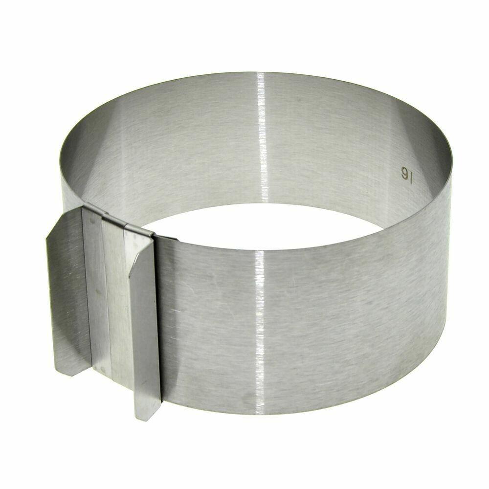 """Кулинарная форма """"Круг"""", с регулируемым диаметром 6-10 см"""