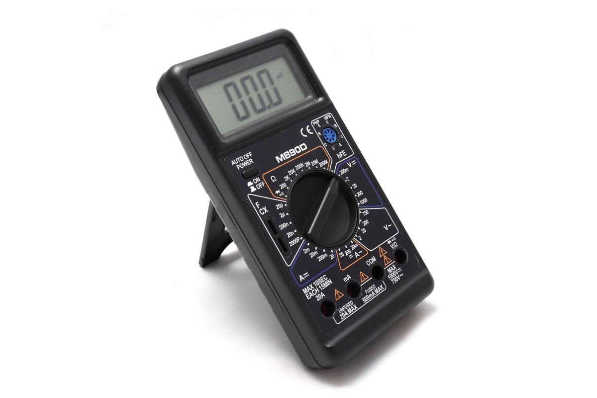 Мультиметр М 890D