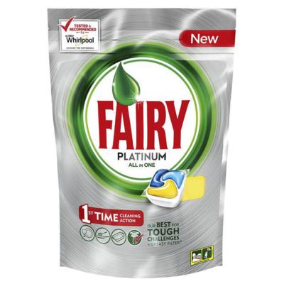 Таблетки для ПММ Фейри (Fairy Platinum Original-Финский) 24 шт