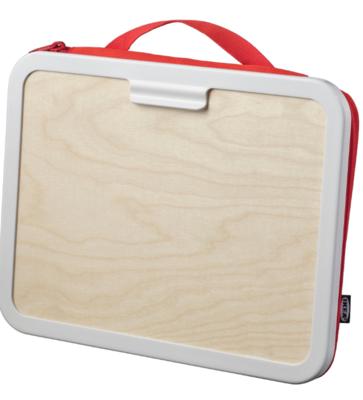 МОЛА Сумка-планшет для рисования, красный 35x27 см