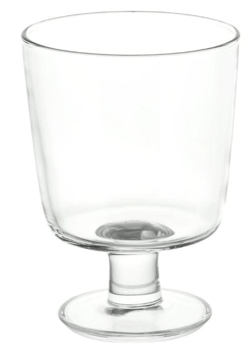 ИКЕА/365+ Бокал, прозрачное стекло 30 сл