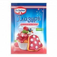 Глазурь сахарная со вкусом лесных ягод Dr.Oetker, 90 г
